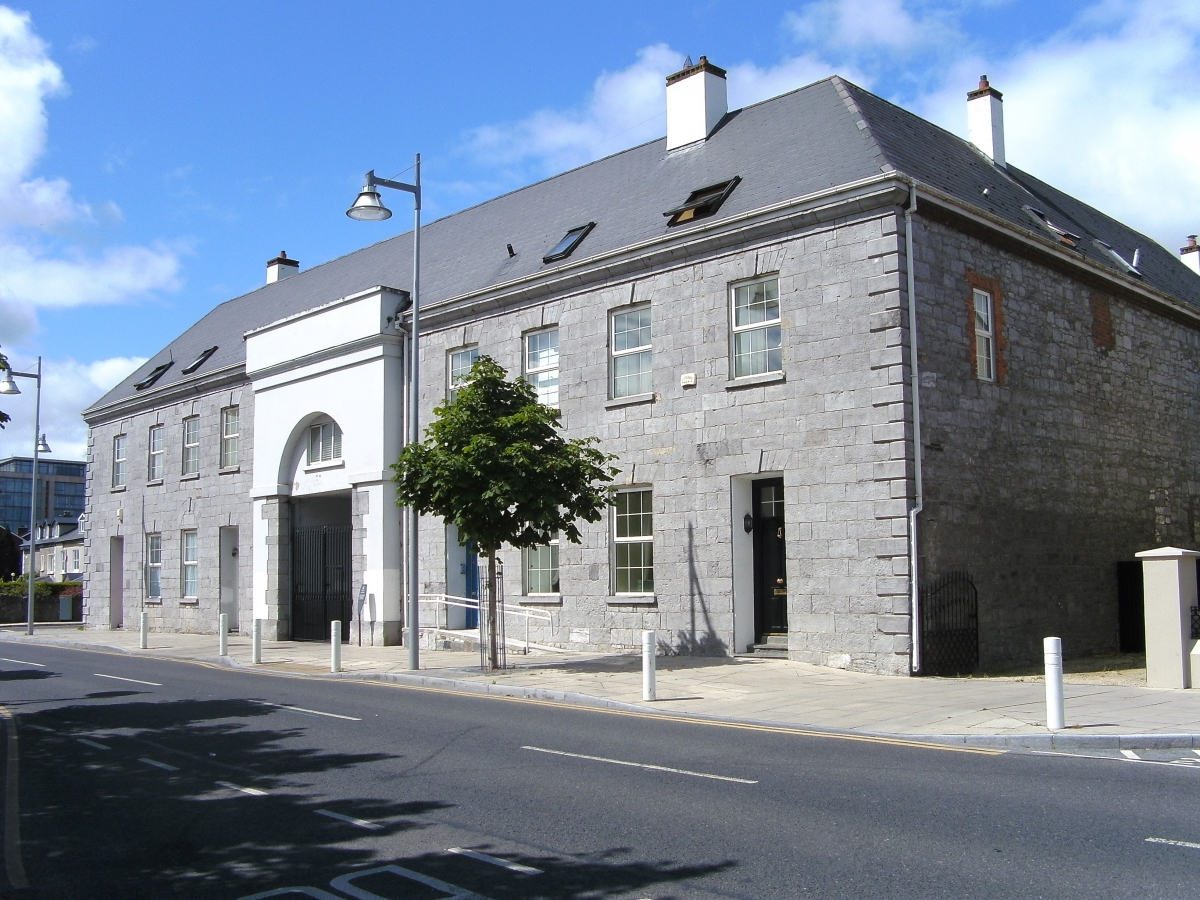 The Strand Barracks